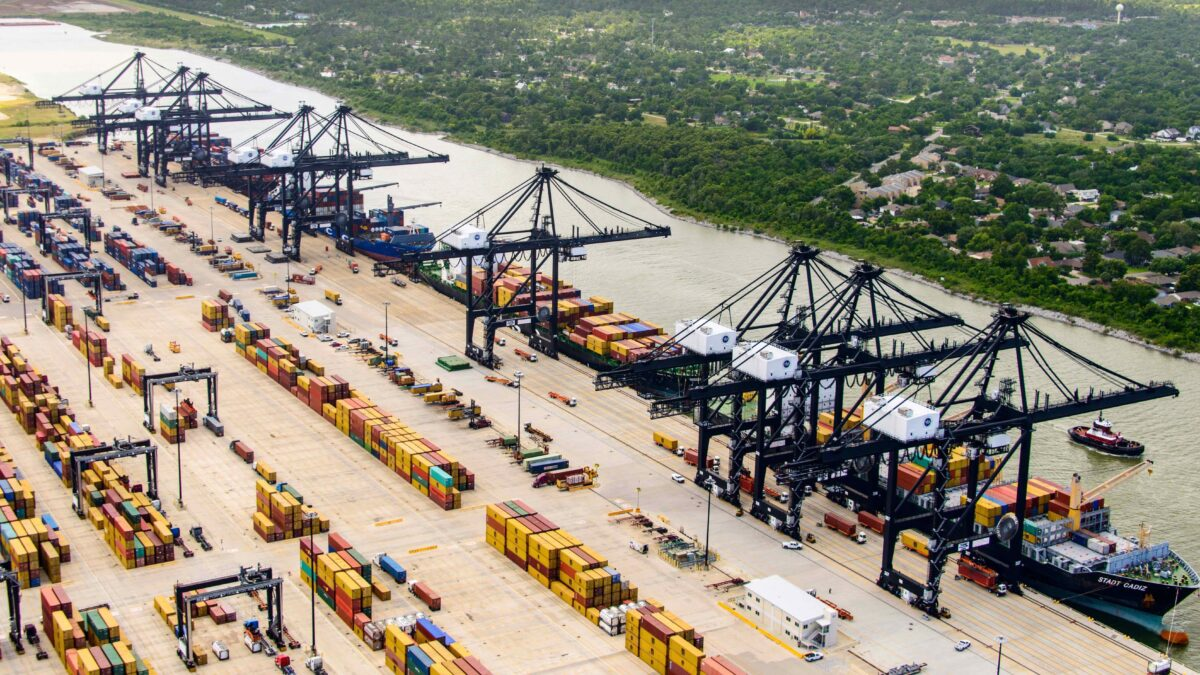 Port Houston awards $99M for expansion projects