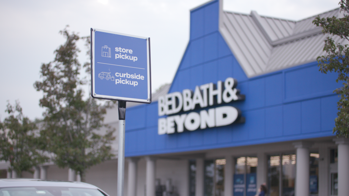 Bed Bath & Beyond quickly grows same-day delivery network
