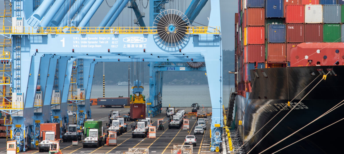 Maritime regulator signs first-ever competition agreement with Justice Department