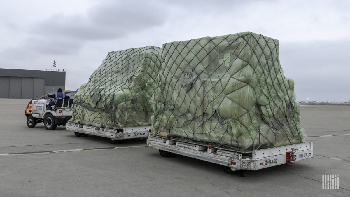 Stranger things: Air cargo becomes value play over ocean freight