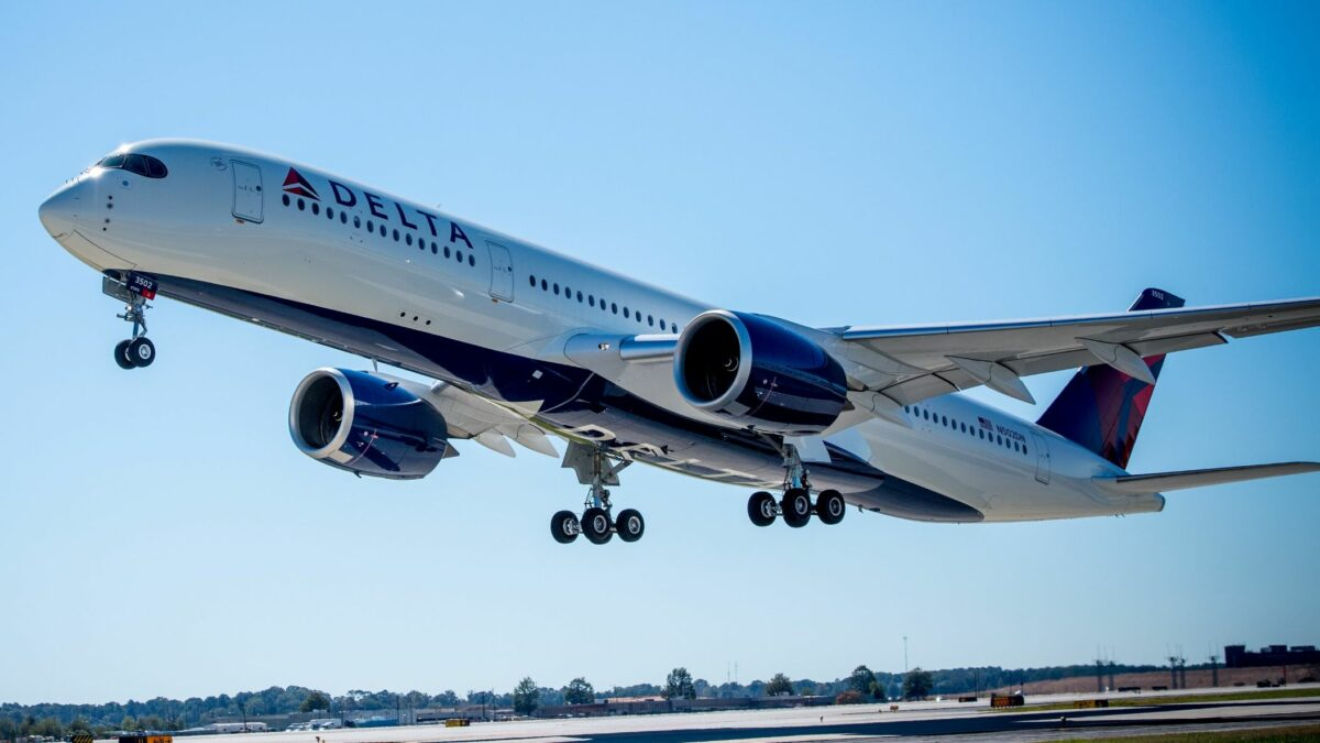 Delta Air Lines to lease 7 cargo-friendly A350s