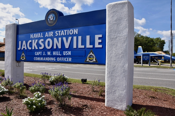 Naval Air Station Jacksonville. (Photo: Commander, Naval Installations Command)