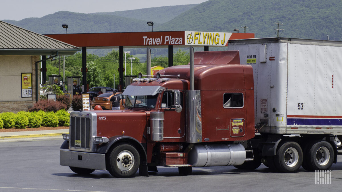 Fuel costs push rates higher faster in 2021