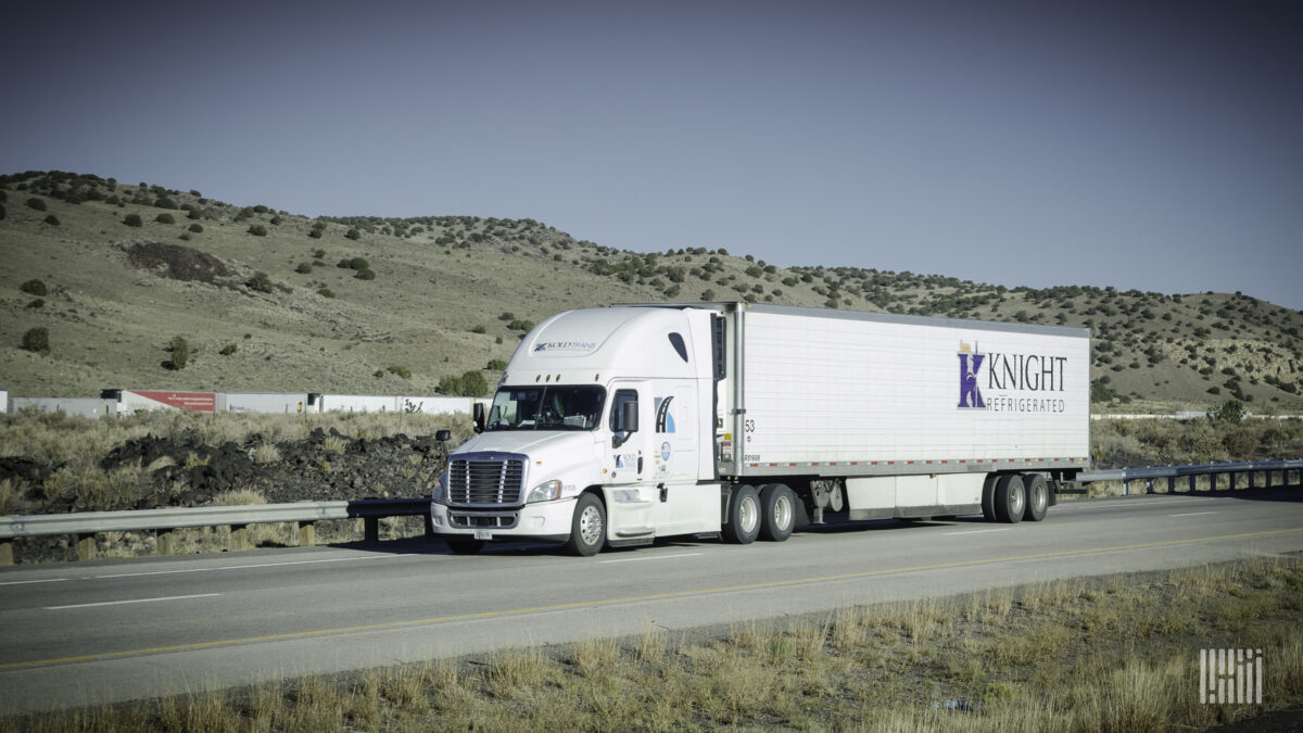 Knight-Swift enters LTL arena with $1.35B acquisition of AAA Cooper