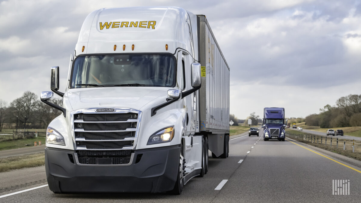 Werner acquires regional carriers in $142M deal with ECM Transport Group