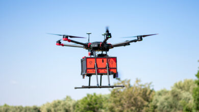 top 5 most interesting weird crazy drone deliveries of 2021