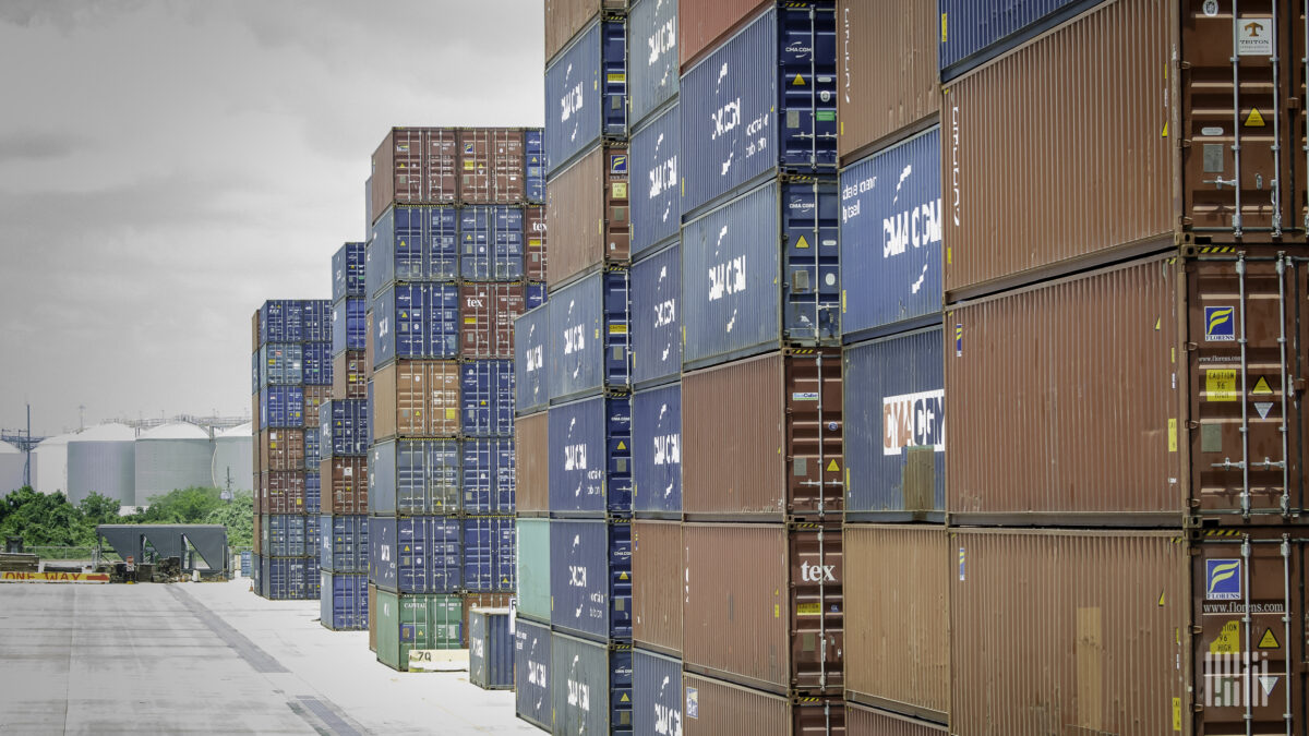 Global shipping congestion calls for greater visibility