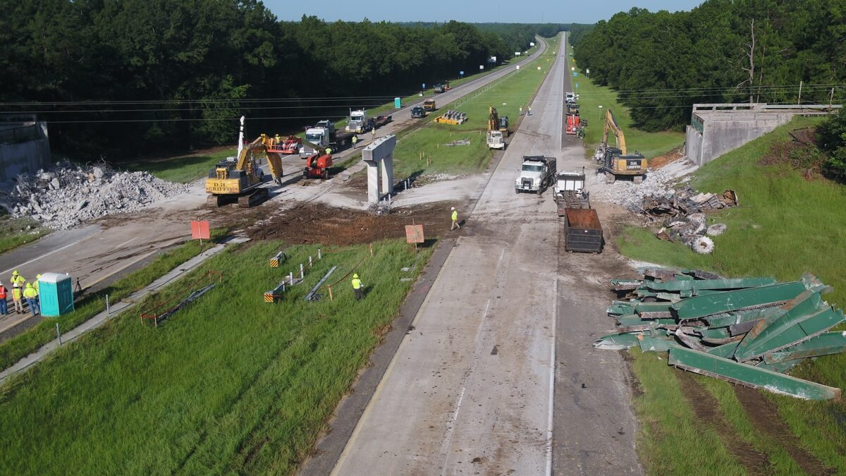 News Alert: I-16 in central Georgia could reopen by Friday night