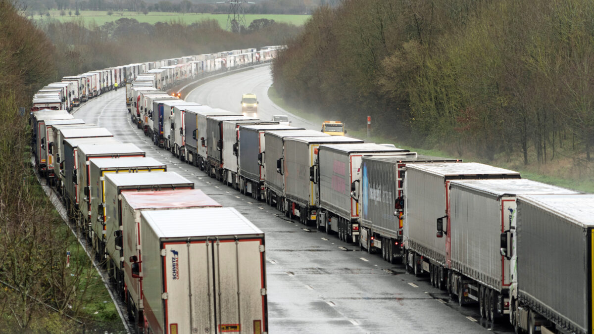 UK extends relaxed hours-of-service rules due to driver squeeze