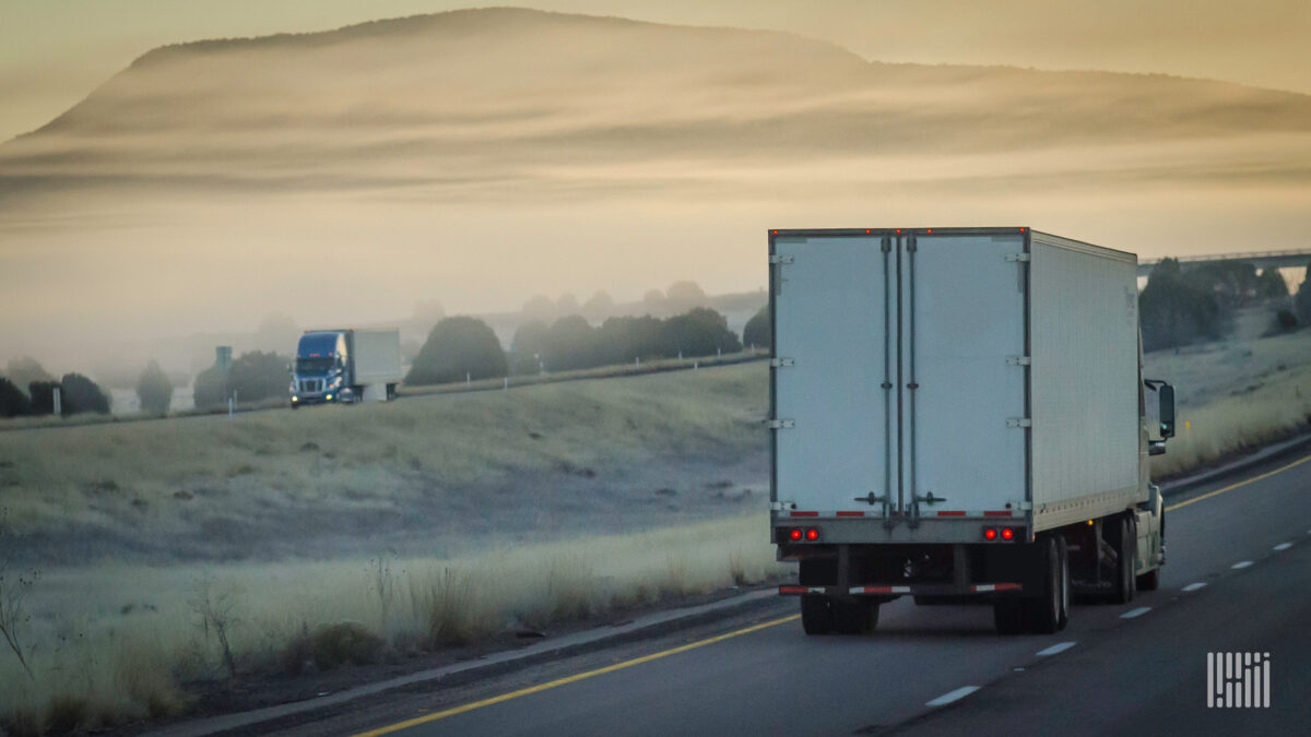 7 reasons why trucking is my chosen career