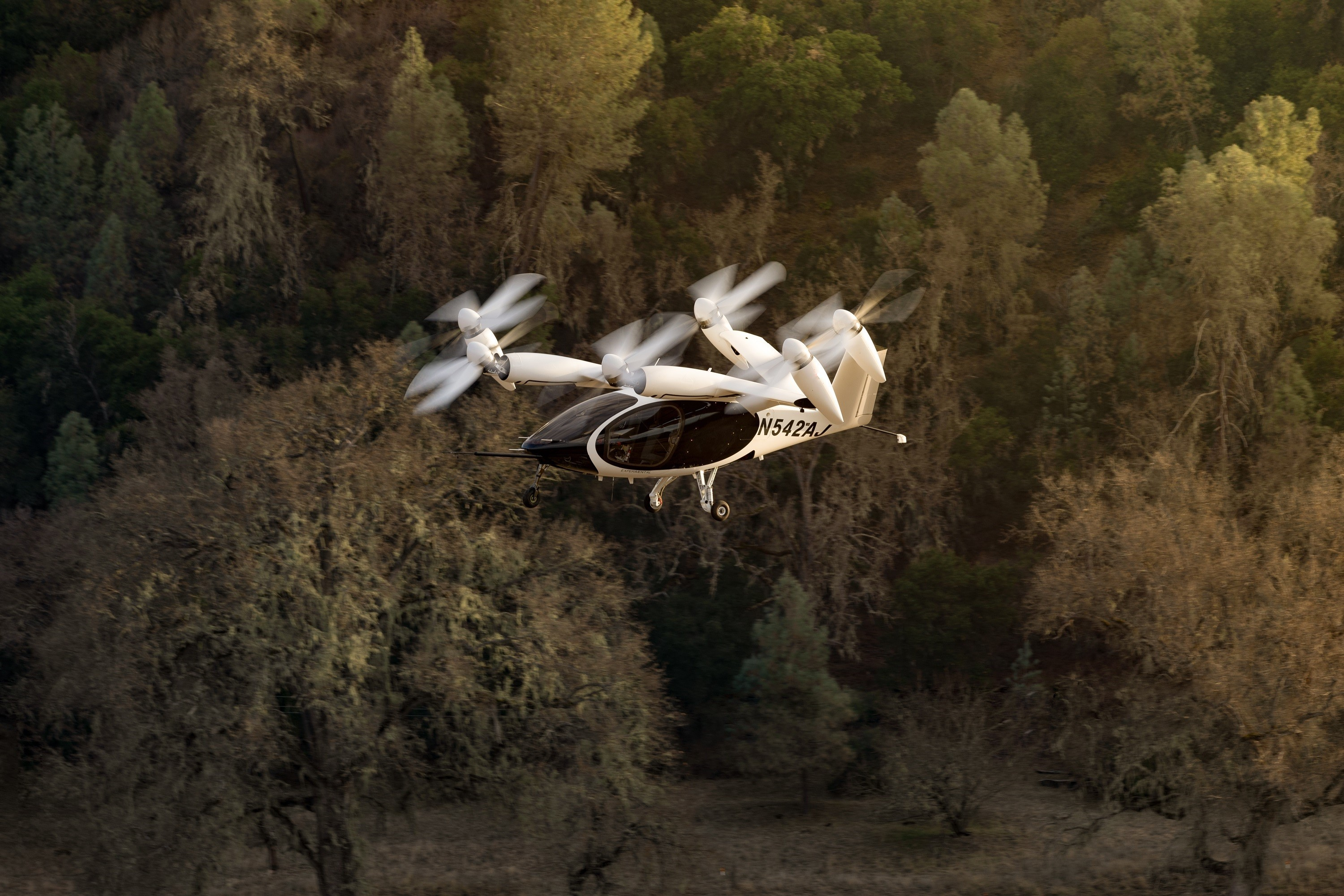 Morgan Stanley says Tesla will soon be in the eVTOL business