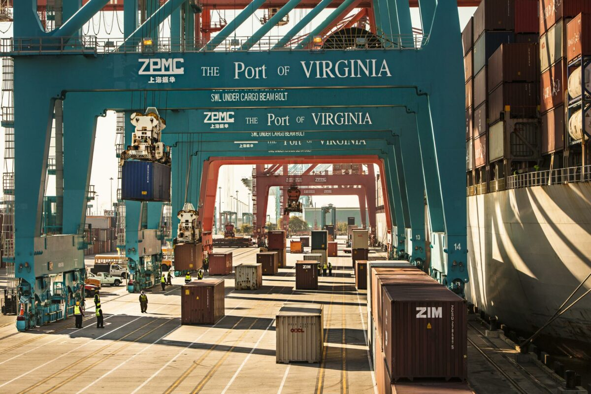 Loaded imports, empty exports boost Port of Virginia's FY 2021 volumes