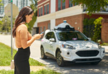 Ford, Argo AI to run self-driving cars in Lyft network