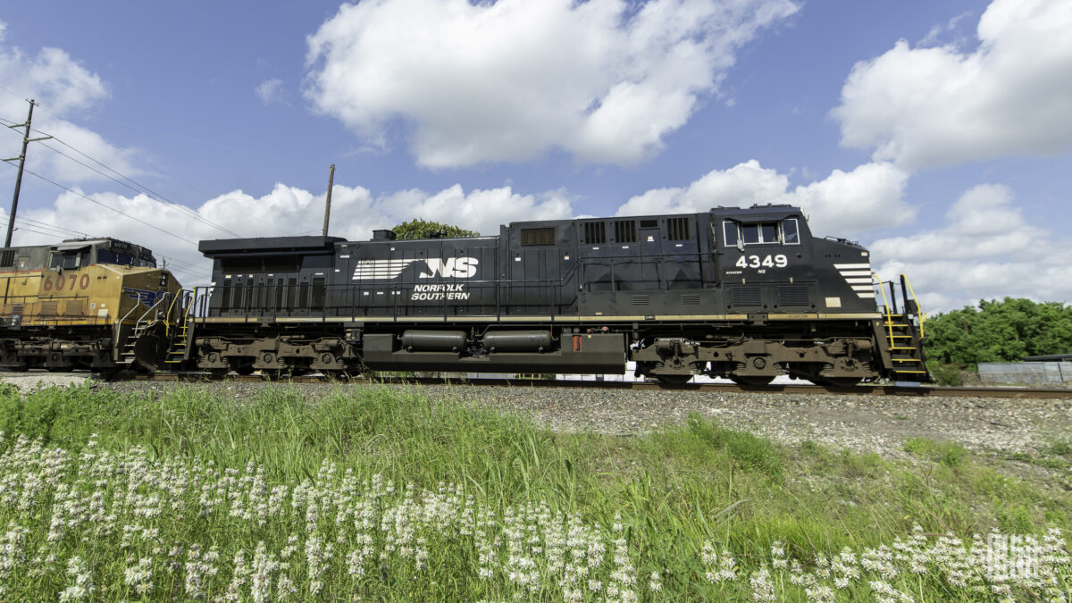 Defect impacts chassis availability on Norfolk Southern's network