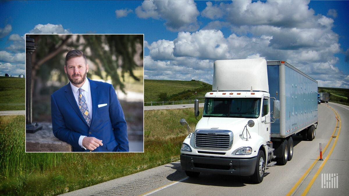 Nevada Trucking Association CEO named to ATA council post