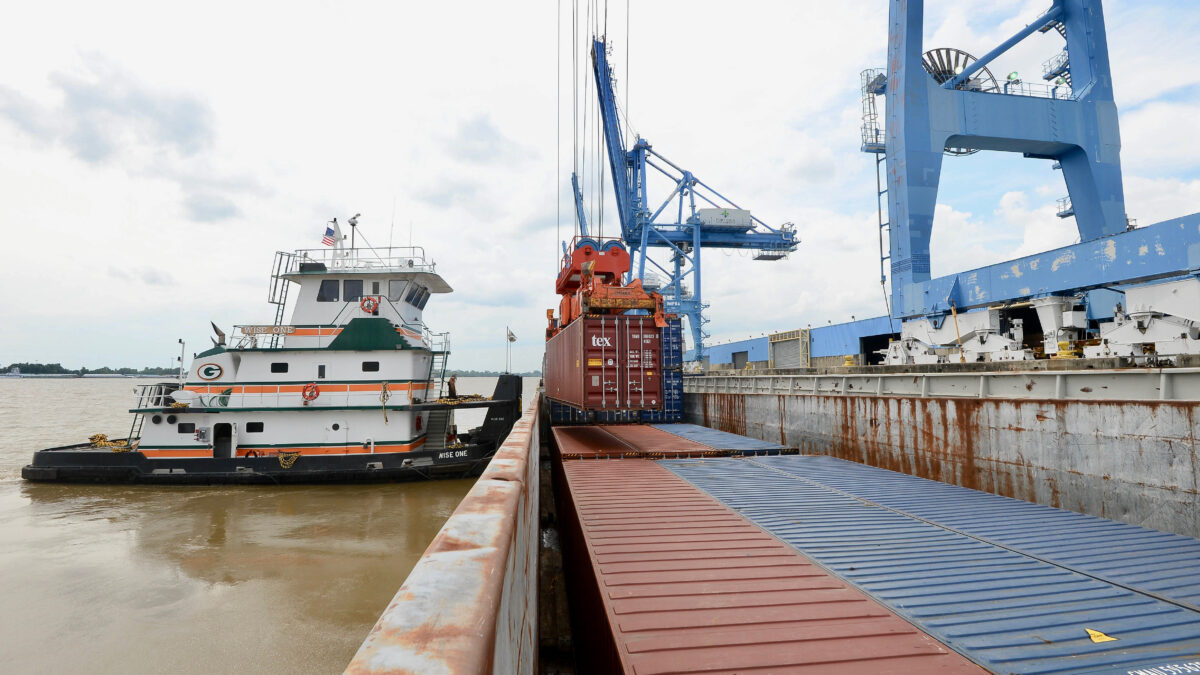 Port NOLA issues second RFP for $1.5B container terminal