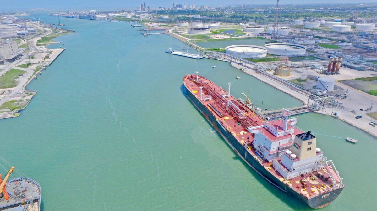 Port of Corpus Christi reports record tonnage for LNG, agricultural goods