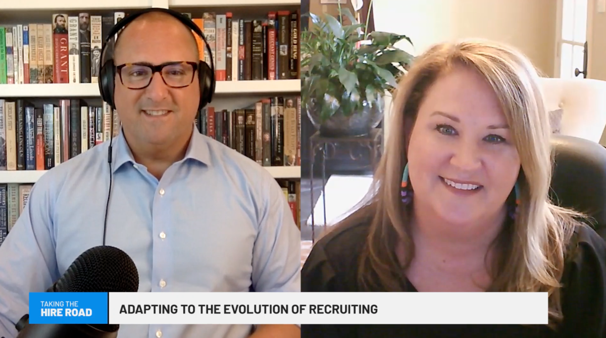 Adapting to the recruiting evolution — Taking the Hire Road