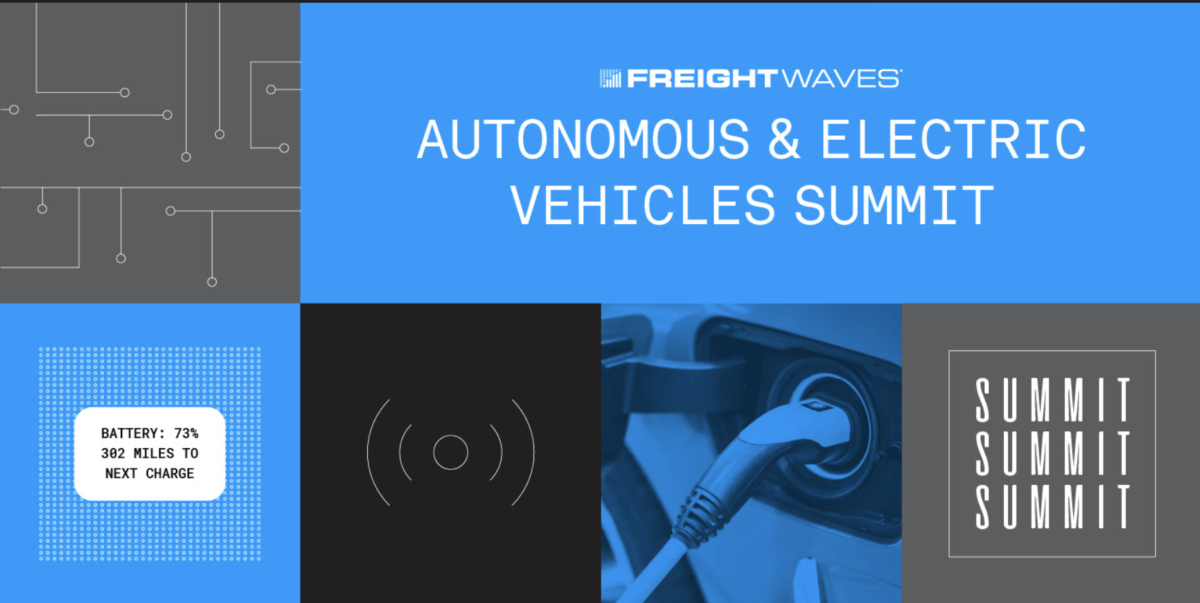 Major players in truck electrification and autonomy fill out AEV Summit lineup
