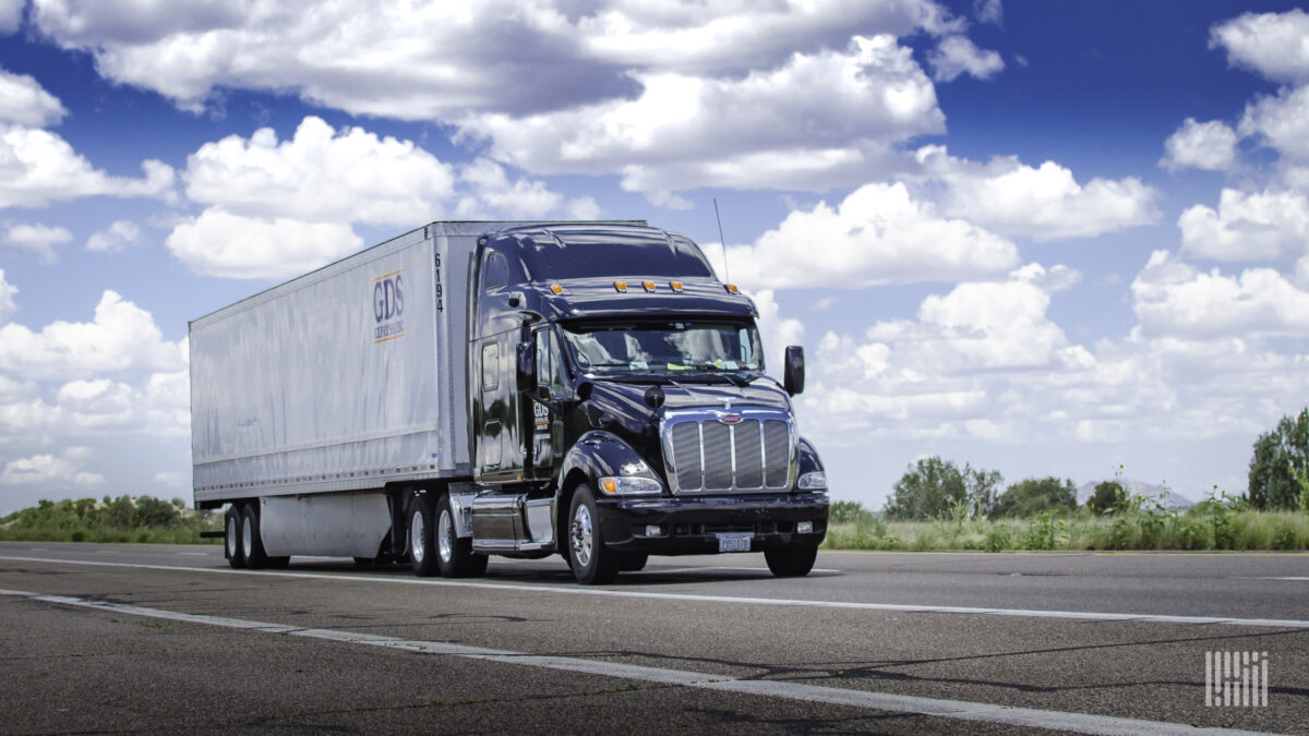 Southern truckload capacity vanishes before the 4th