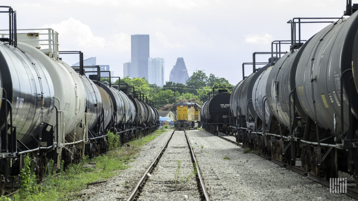 Biden order charges STB to examine rail competition