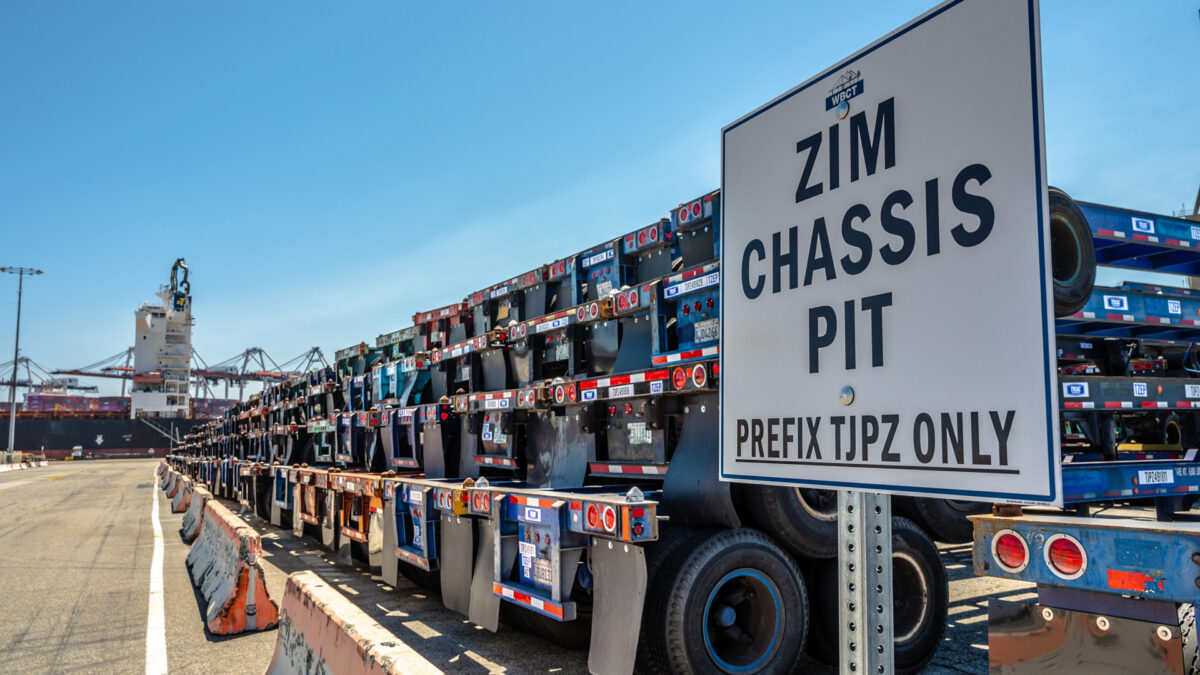 TRAC Intermodal study highlights chassis pool partnership for expedited shipping