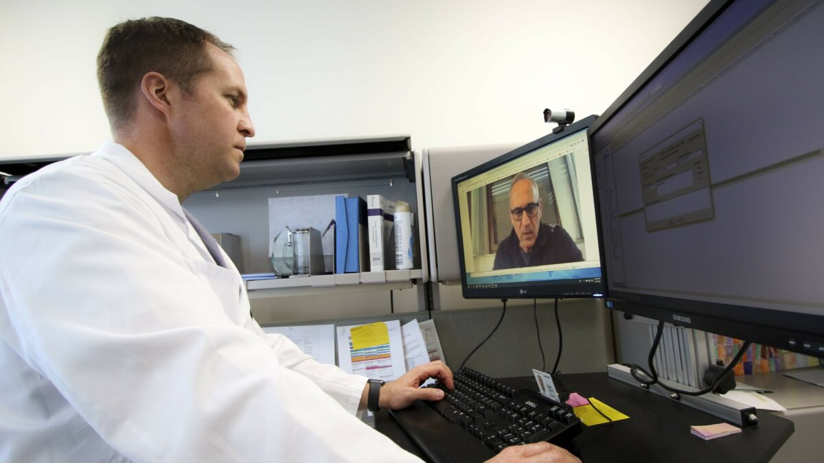 Pandemic gives a boost to remote clinical trials