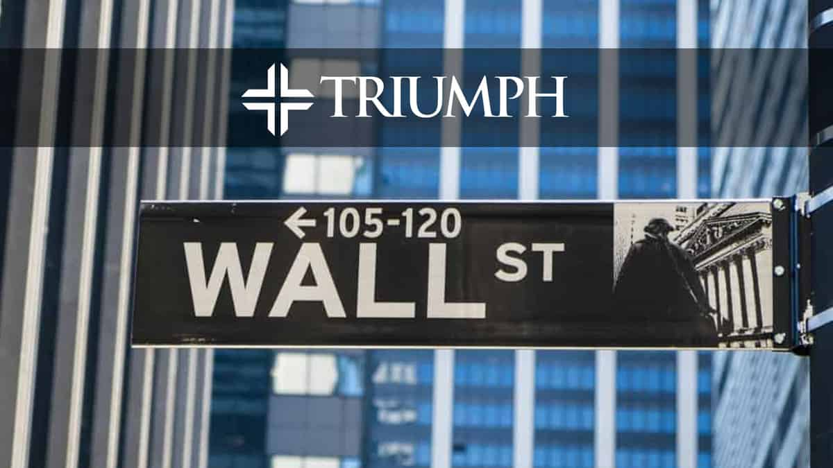 A bigger Triumph reports a minuscule level of charge-offs for Q2