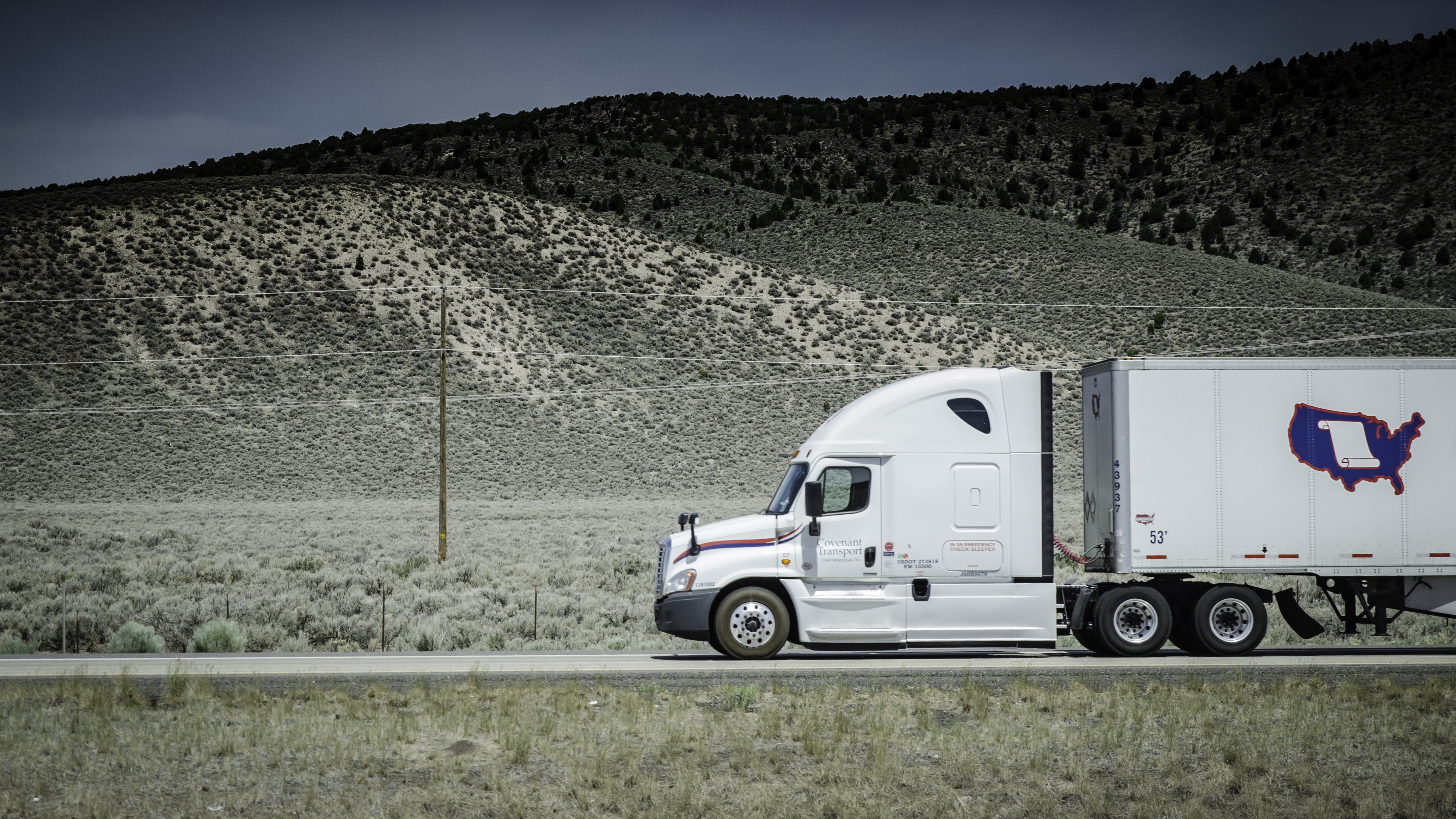 Fleet reduction drives improved results at Covenant