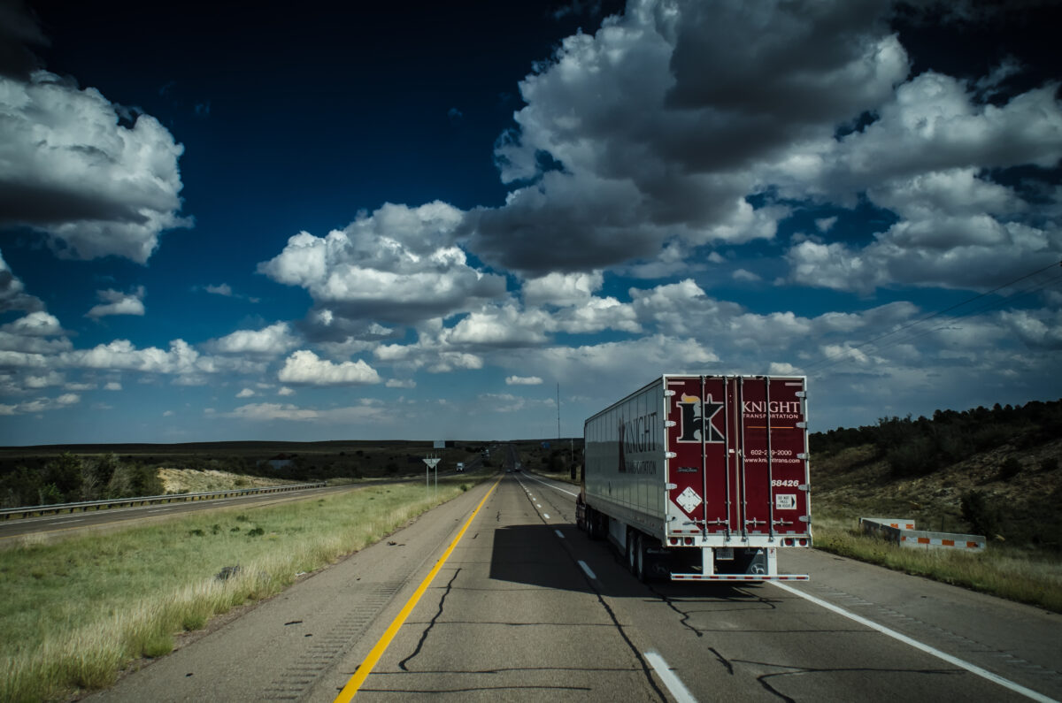 Hot Freight Opinions: Reaction to Knight's LTL move