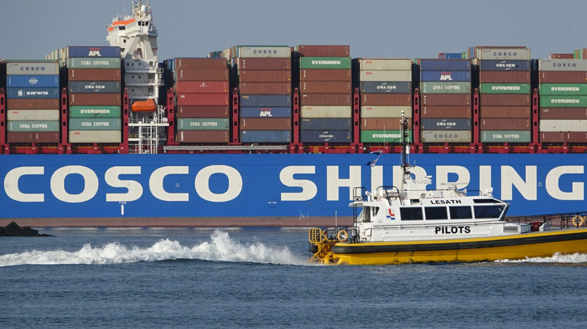 Container lines set to topple quarterly profit records (again)