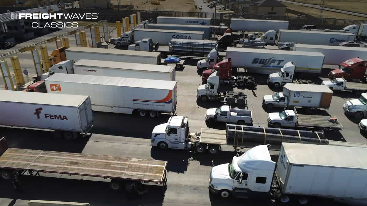 FreightWaves Classics: U.S. Customs and Border Protection has key freight responsibilities