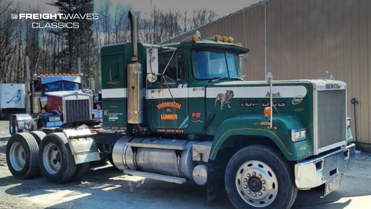 FreightWaves Classics: Mack Trucks continues its industry leadership
