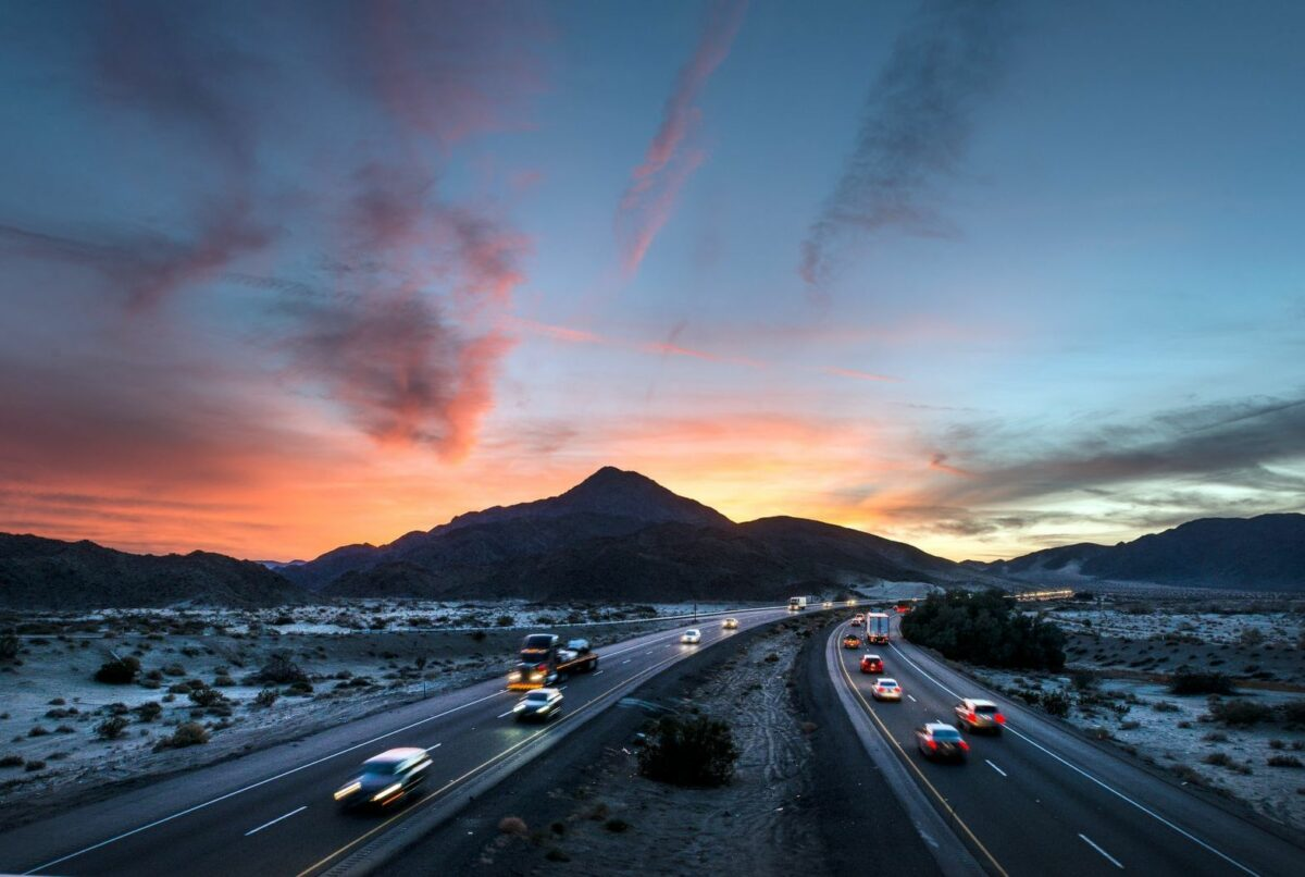 FreightWaves Classics: I-15 runs from southern California through the Intermountain West