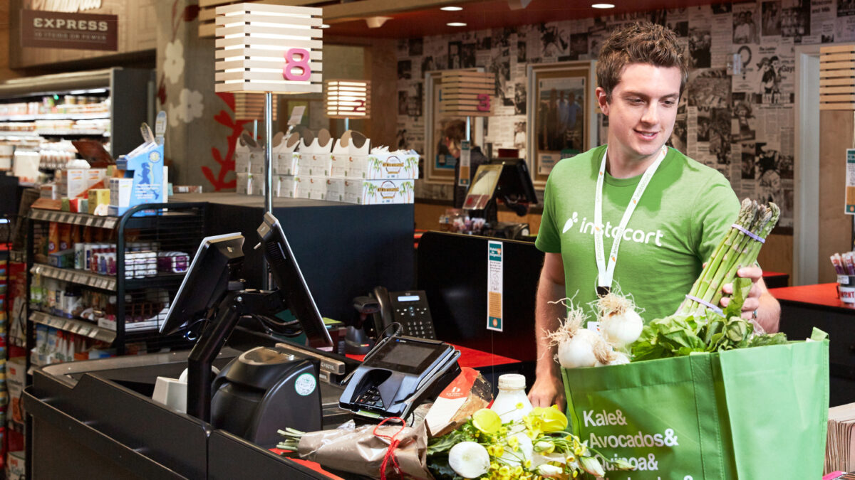 Instacart to build warehouses in partnership with retailers