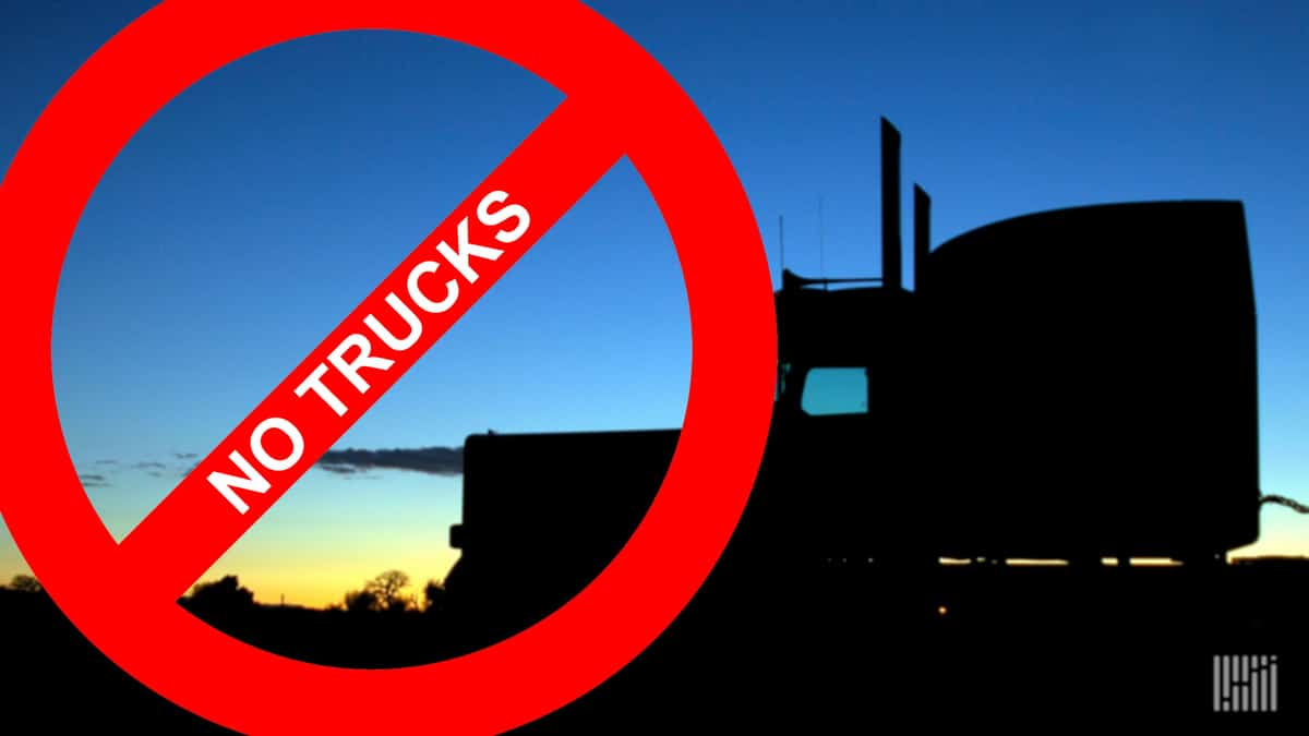 Big push to restrict overnight truck parking in Minneapolis hits the brakes
