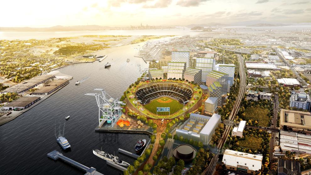 Final innings are coming soon on the fate of Oakland's Howard Terminal