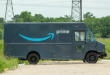 Amazon delivery drones could be controlled by vans