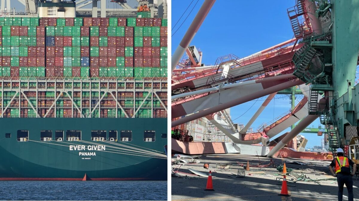 Container shipping's stranger-than-fiction first half of 2021
