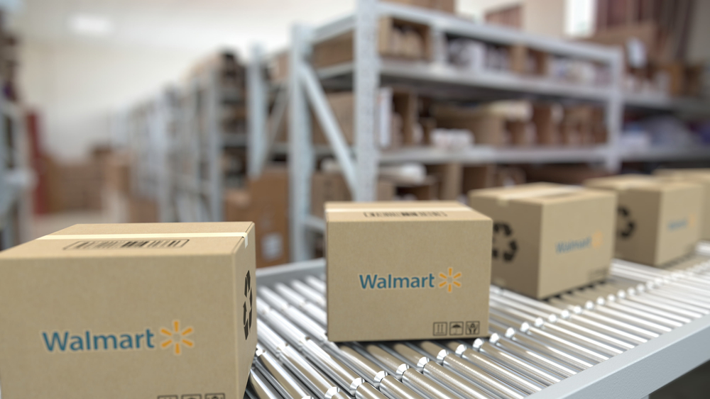 Walmart moves robotics strategy from in-store to distribution centers
