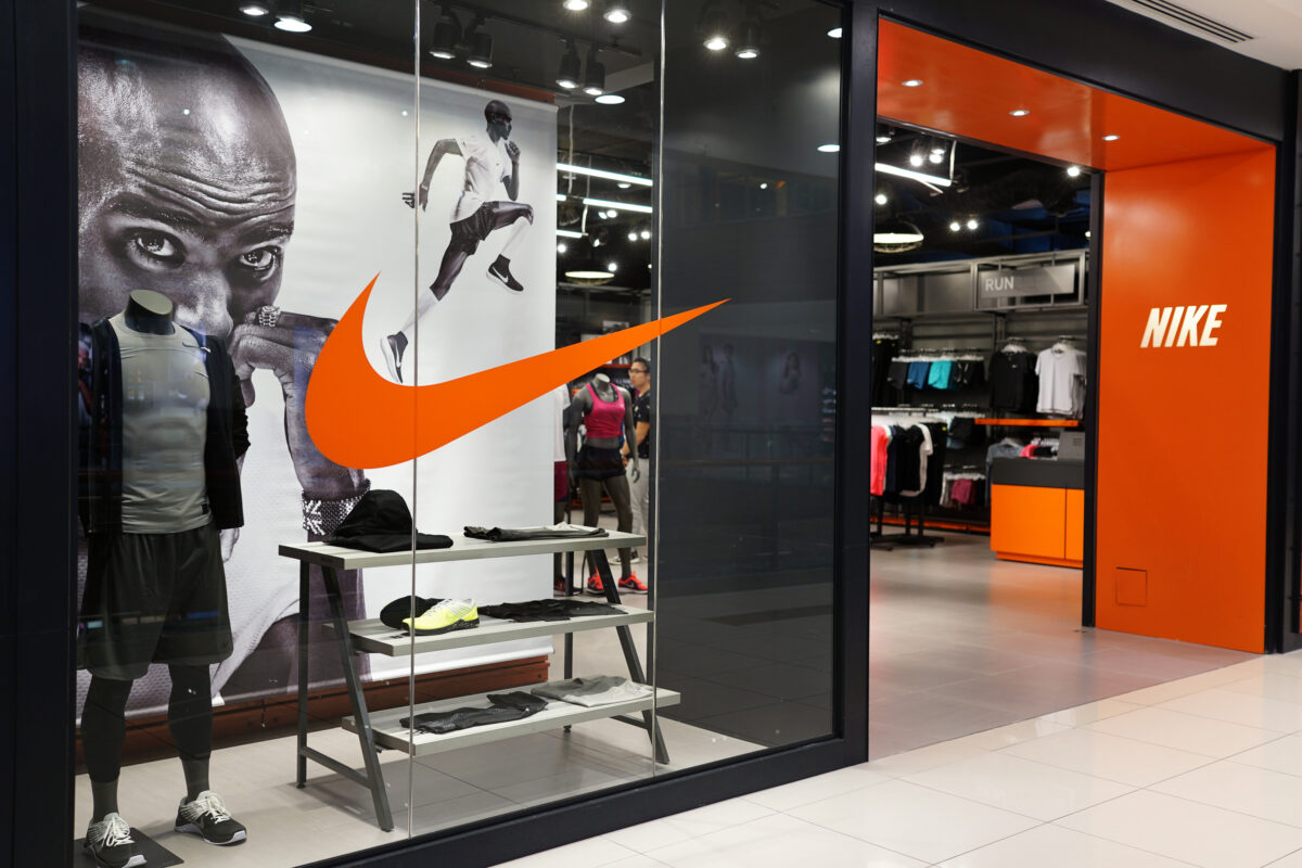 Nike deserves a curtain call and it's just getting started