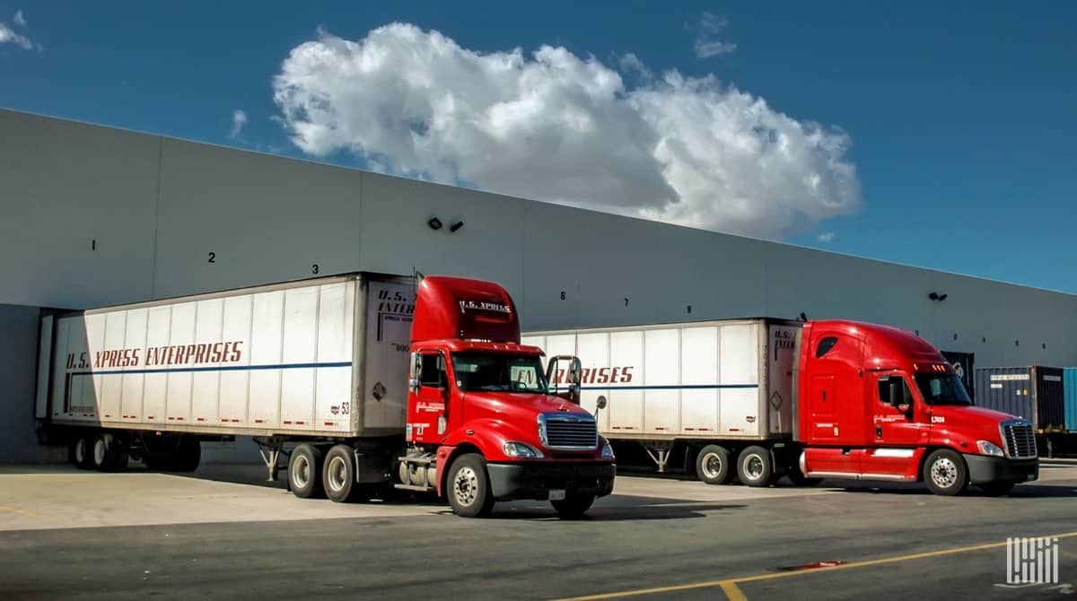U.S. Xpress' bottom line takes hit from big labor cost increases