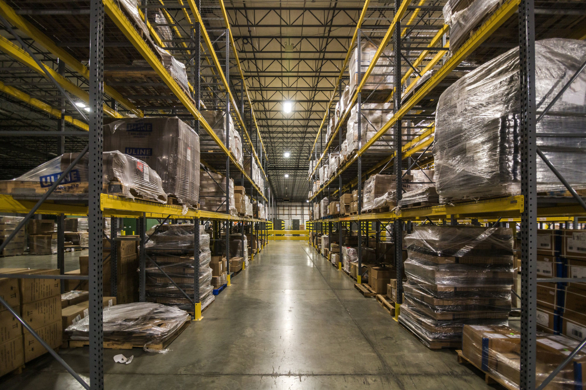 Geodis Knapp collaboration to automate fulfillment system