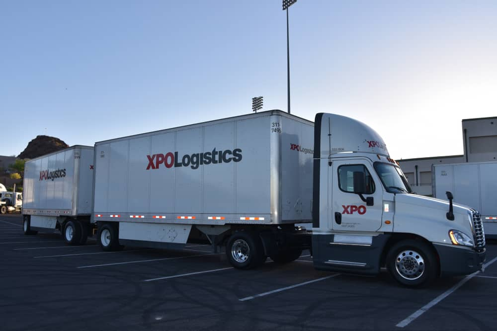A first: Teamsters union reaches agreement on contract with XPO