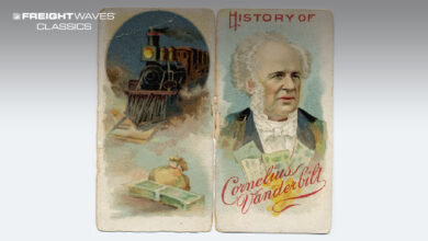 Images of Cornelius Vanderbilt and his life. (Image: Wake Forest University Library)