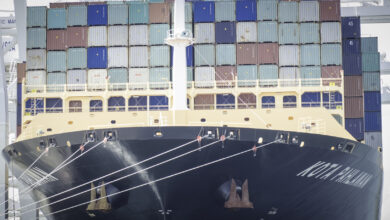Plans for new container terminal progress at Plaquemines Port