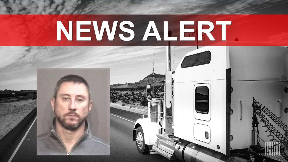 Manhunt continues for Missouri truck driver charged in double homicide
