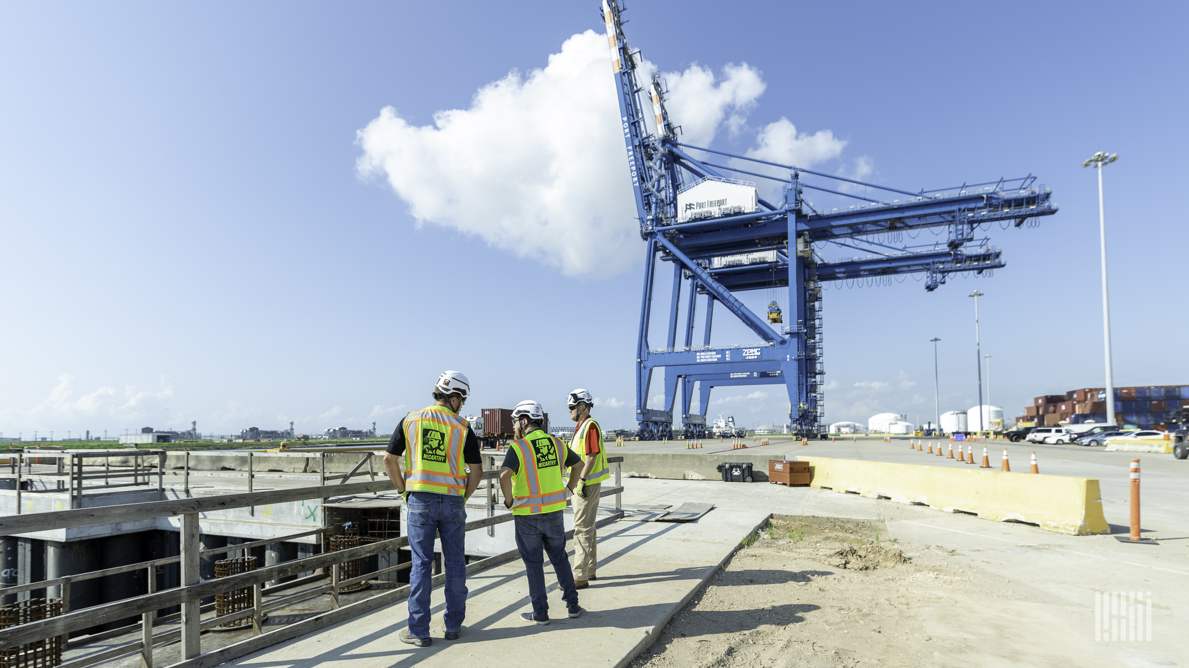 Gulf ports expanding their way to bigger profits