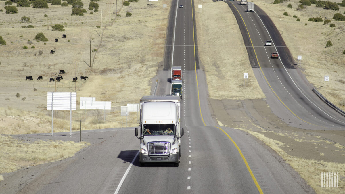 Transportation industry suffers from too much of a good thing