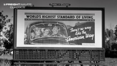 A billboard from yesteryear! (Photo: timeline.com)